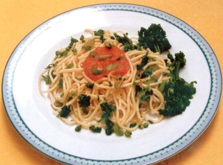 Espaguete à Italiana