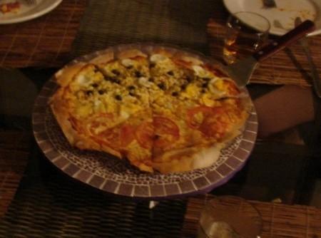 Massa de Pizza Fina