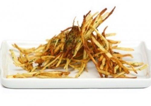 Latkes - bolinhos de batata