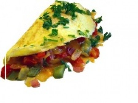 Omelete de Legumes | Juliana