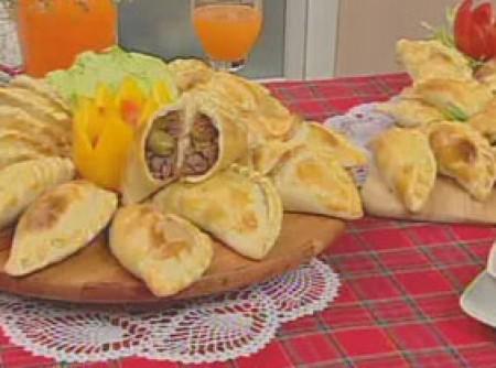 Empanada crioula