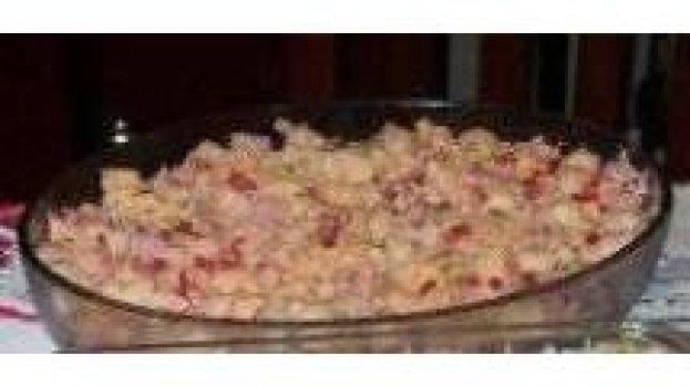 Salada de pão de forma