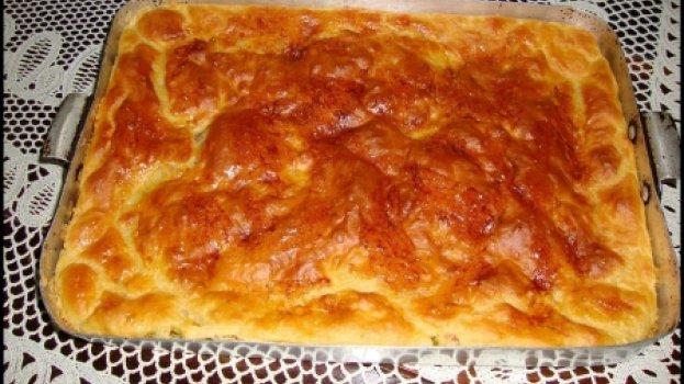 Pão de assadeira recheado com Fiambre