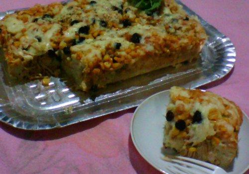 Torta de Sobras