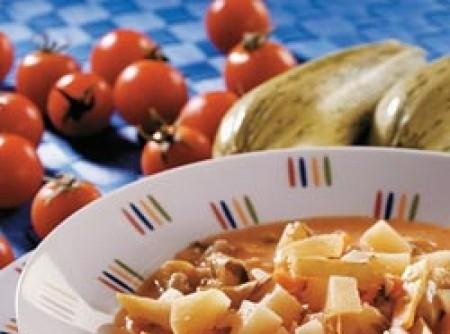 Estrogonofe de legumes   Nilda