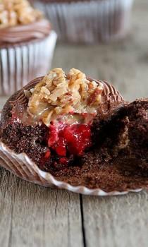 Queques de Chocolate   Rejane Laurindo