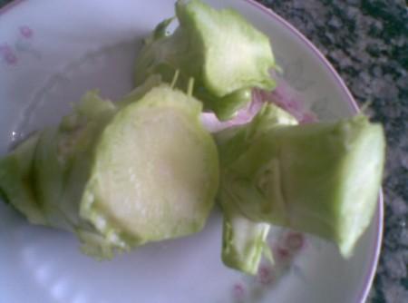 Bolinho de Brócolis