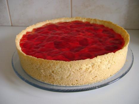 Torta de Morango Clássica