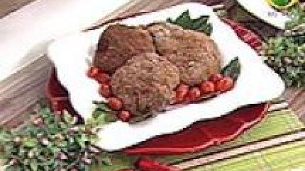 Polpetone de carne