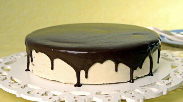 Torta Alemã com Bolacha de Leite