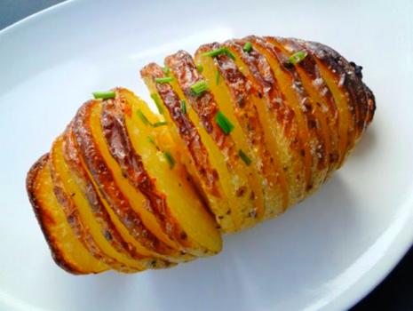 Batatas Luminadas