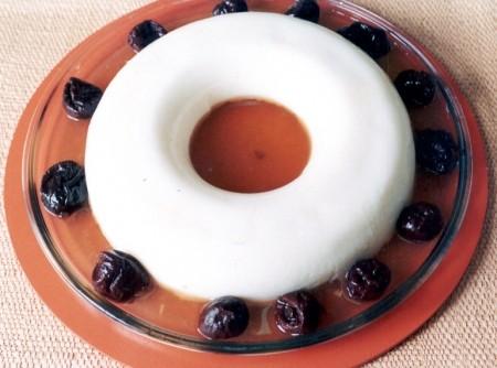 Manjar Branco de Microondas
