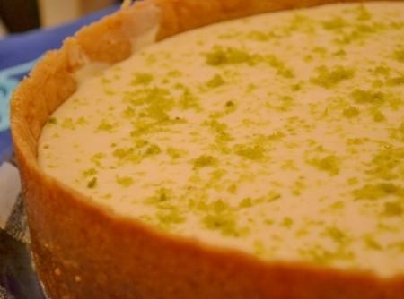 Torta de Limão Especial