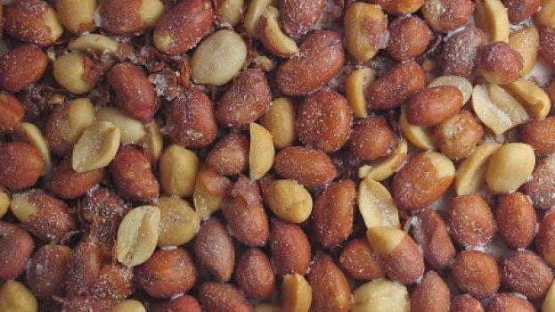 Amendoim Salgado