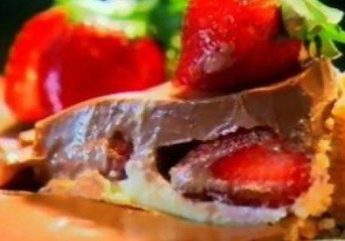 Torta Glória de Blumenau