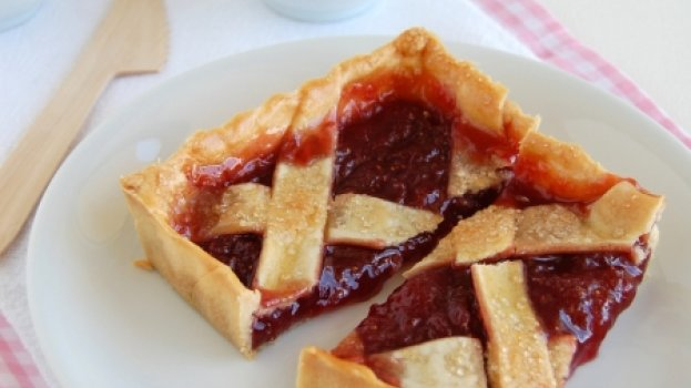 Crostata de Morango