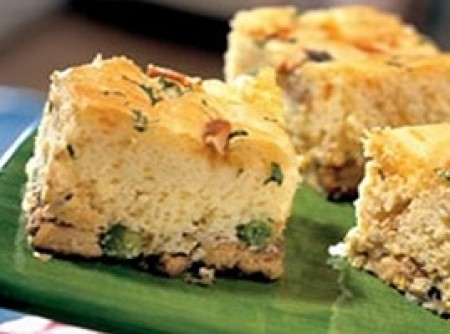 Torta horlandia de sardinha
