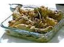 Frango caipira com Angu de arroz
