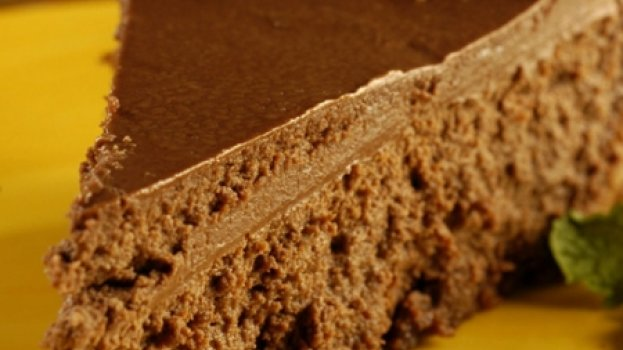 Torta de Chocolate com Cream Cheese
