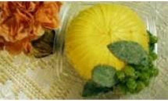 Torta de uvas verdes
