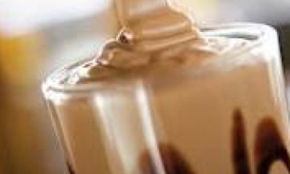 Milk Shake de Chocolate