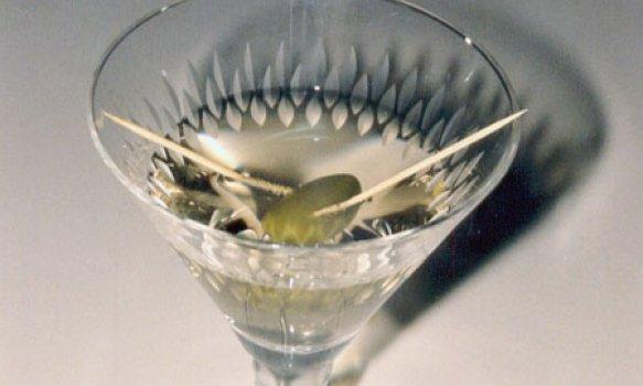 Dry Martini Diferente