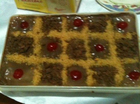 Pave de Chocolate Diet   Roberta Almeida Martins