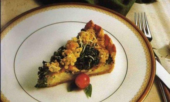 Torta de brócolis com queijo by k&m