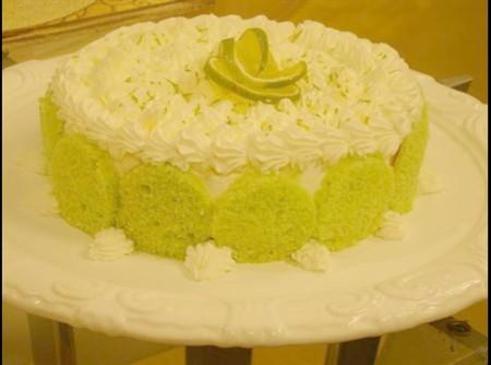 Torta de limão com sorvete | Angela Mauro