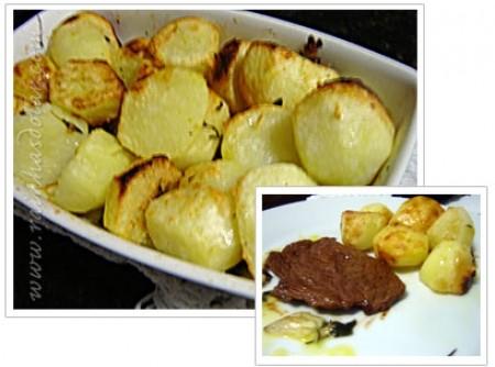 Batata na Manteiga | Irene Cantolli Martins de Oliveira