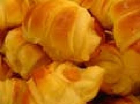 Croissant de Presunto e Queijo | Nena