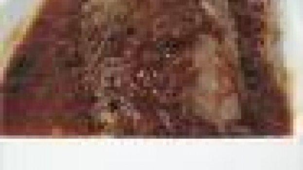 Lagarto ao molho de pepino picante