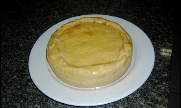 Massa básica para tortas salgadas