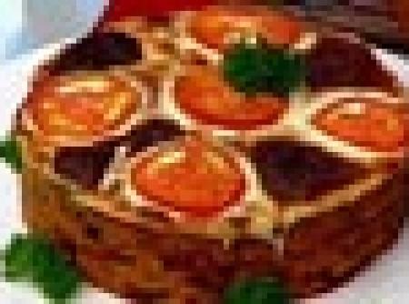 torta de tender com farofa