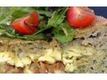 Torta de Lentilha