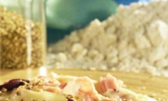 Pizza de panela de pressão