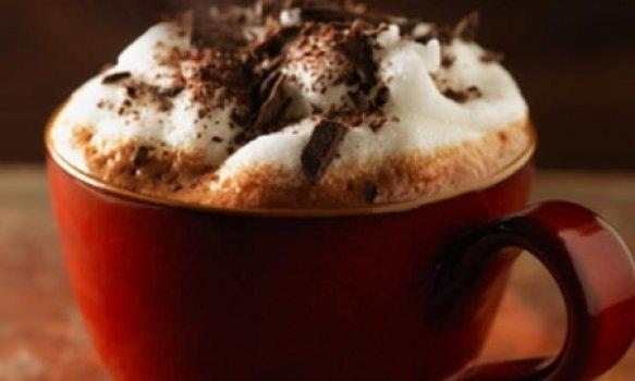 Chocolate Quente com Maisena