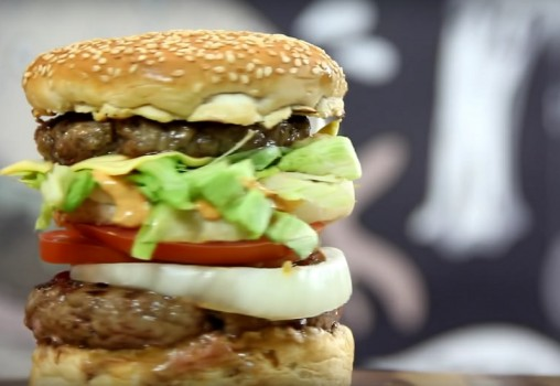 McWhopper Insano