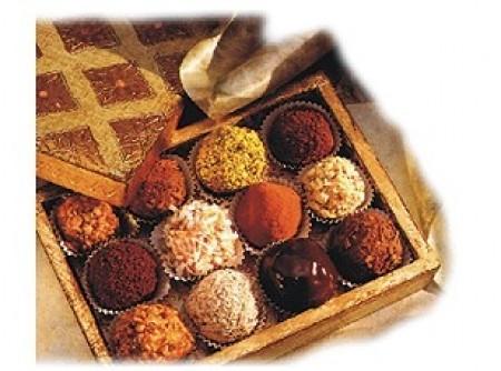 Trufas de Chocolate Clássica
