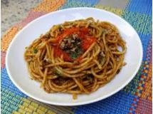 Espaguete ao Pesto de Shitake