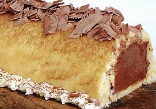 Rocambole Mousse de Chocolate