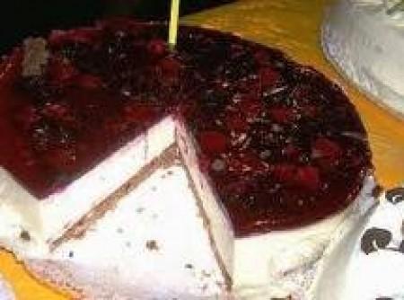 Torta de Frutas Vermelhas | Soraya Tabosa Hirakawa