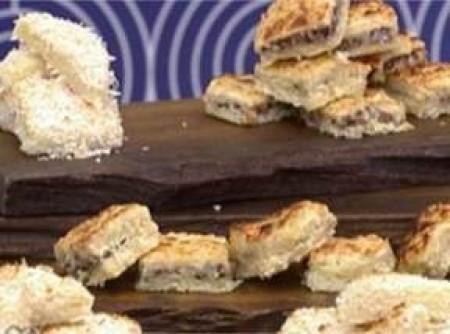 Sanduiches de romeu e julieta | Laila Souza Mendes