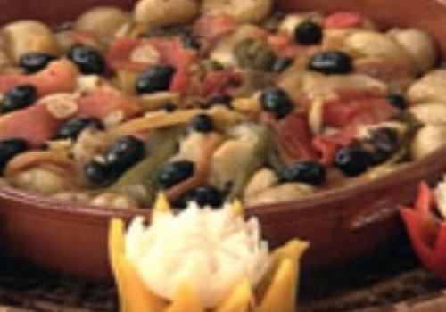 Bacalhau Assado Com Batatas Ao Murro