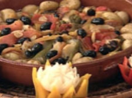 Bacalhau Assado Com Batatas Ao Murro | Marília