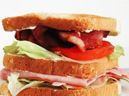 Club sandwich | CyberCook