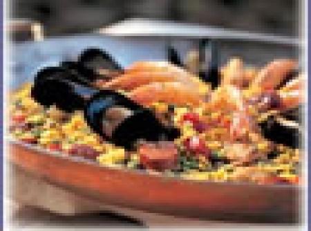 Paella do almir | antenor laza