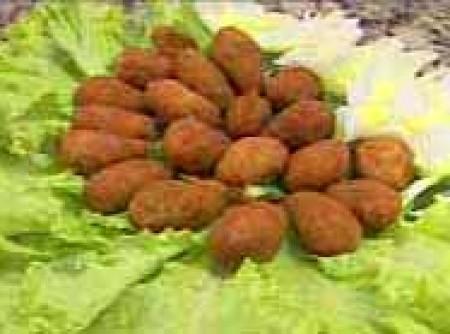 Bolinho de Mandioca com Carne Seca (Aipim & Carne Seca)