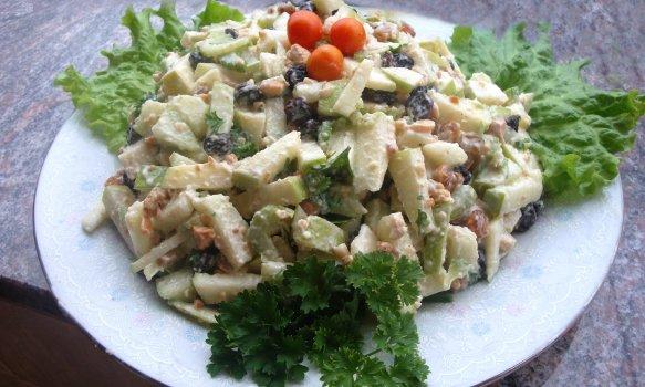 Salada Waldorf Light