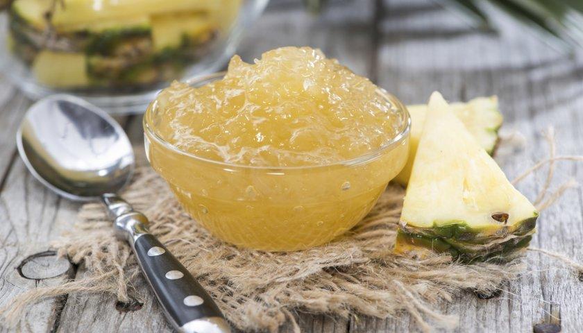 Geleia de Abacaxi Gold